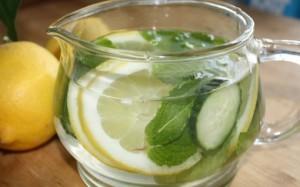 Рецепт воды для похудения