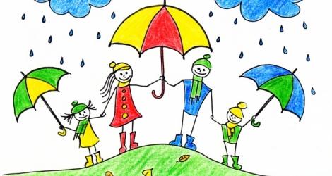 Детский рисунок семьи - как расшифровать