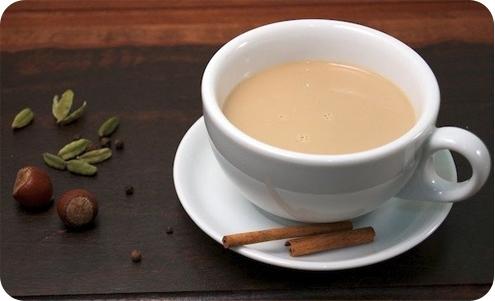 Масала чай - рецепт приготовления