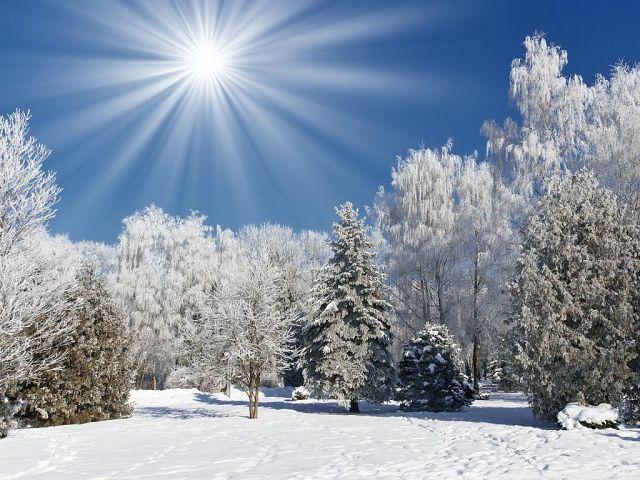 Зимнее солнцестояние - время чудес