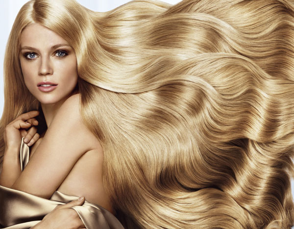 Сила женских волос
