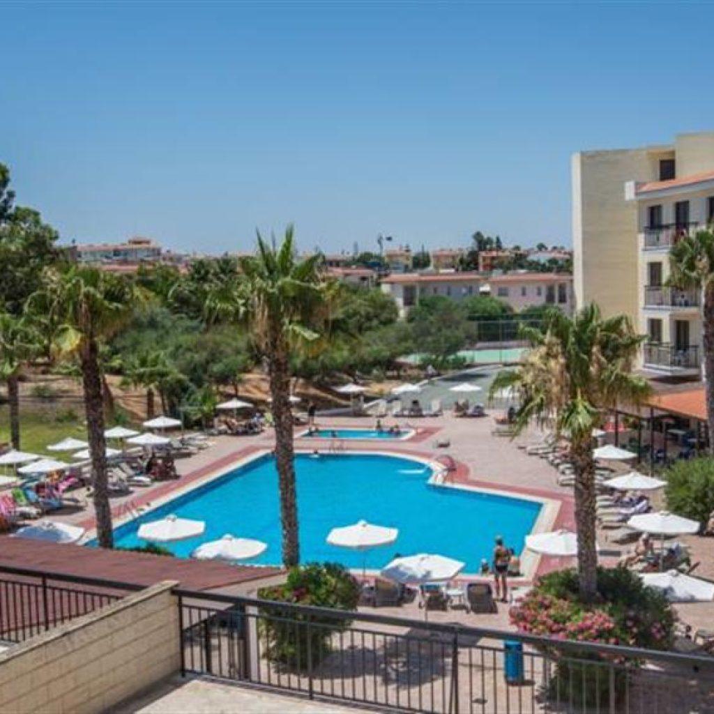 Кипр 2019 отель