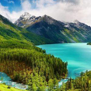 Йога-тур на Алтай с 1 по 10 августа 2020.